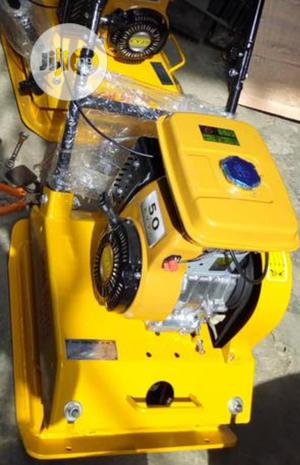 Obi-ng C90 Plate Compactor Vibrating Machine | Electrical Equipment for sale in Lagos State, Ojo