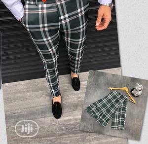Checkered Pant Trousers | Clothing for sale in Lagos State, Lagos Island (Eko)