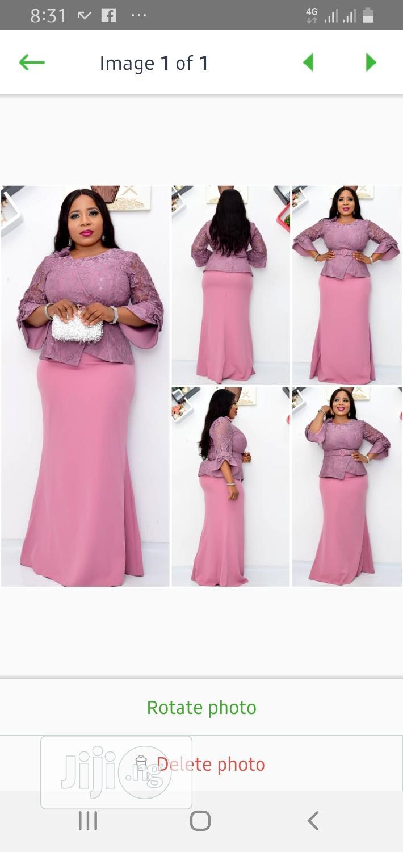 Women Designers Turkey Ceremonial Dress | Clothing for sale in Amuwo-Odofin, Lagos State, Nigeria
