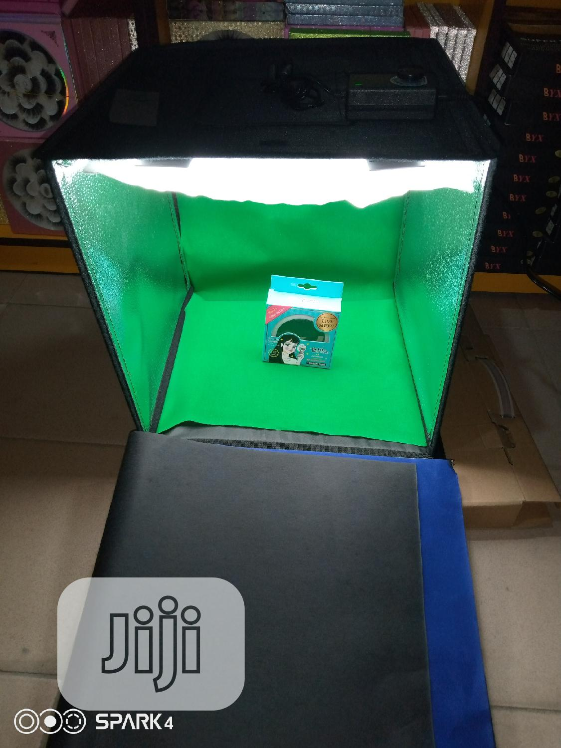 Photo Light Box   Accessories & Supplies for Electronics for sale in Amuwo-Odofin, Lagos State, Nigeria