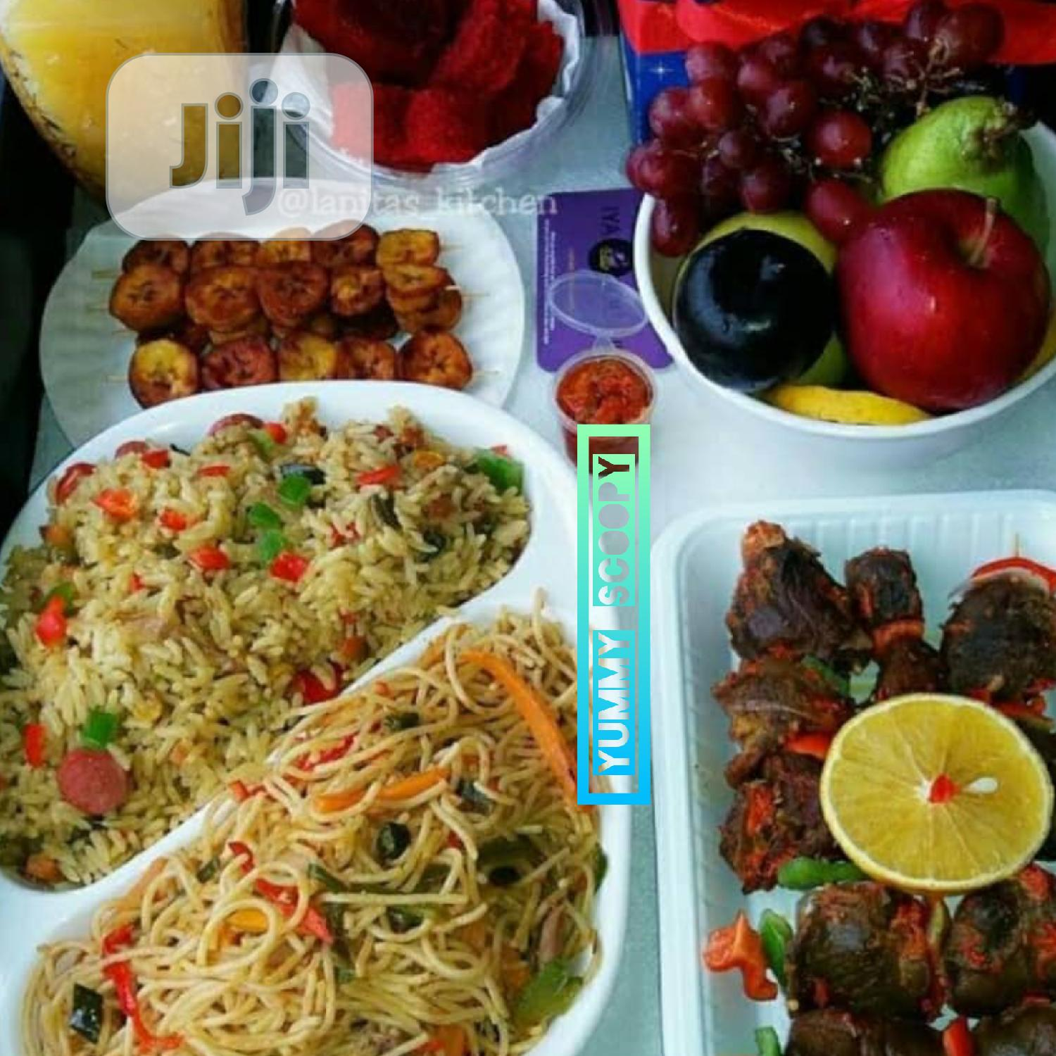 Delicious Food-platter ( Surprise Birthday Package)