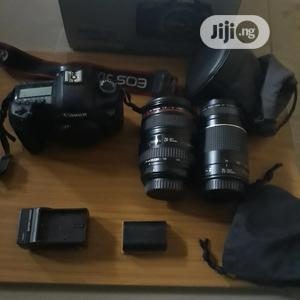 Canon EOS 5D Mark Iii   Photo & Video Cameras for sale in Lagos State, Ojodu