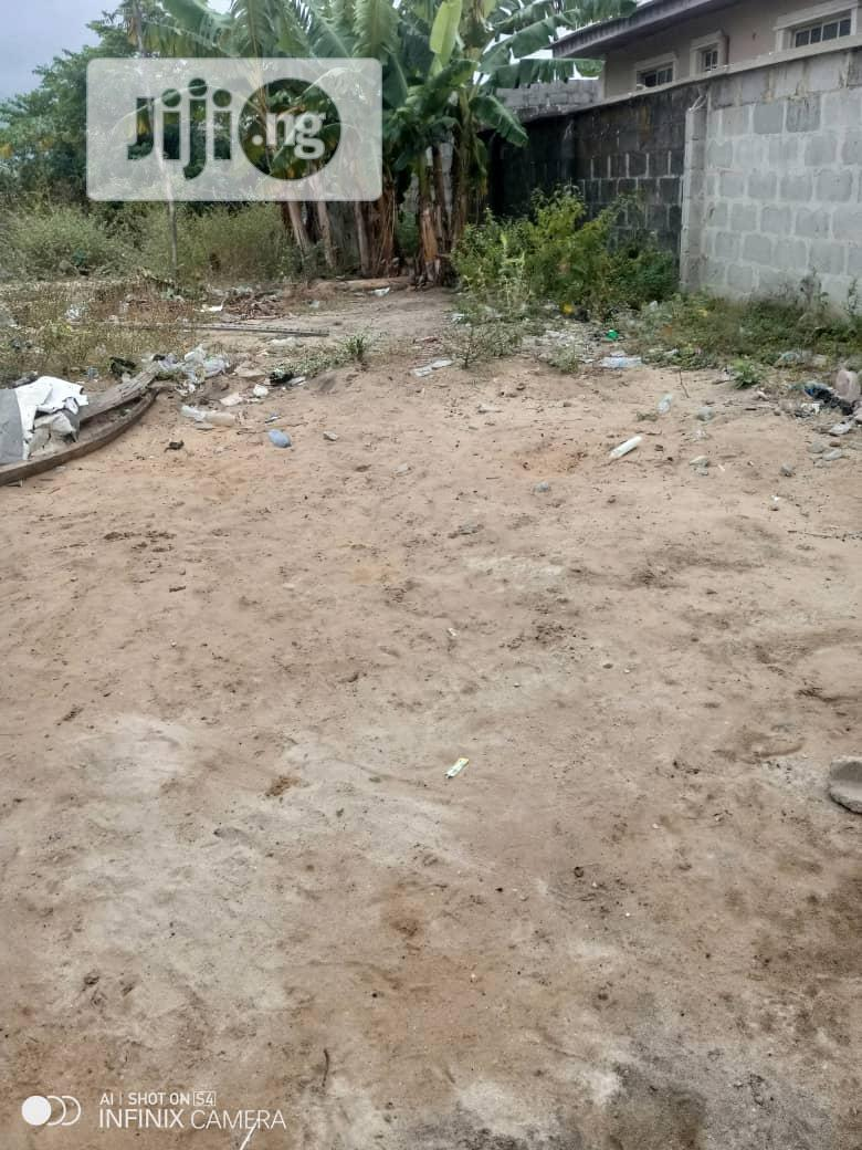 Half Plot of Land Is Available for Sale at Lakowe.