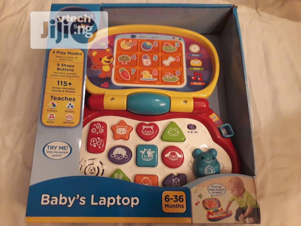 Archive: Baby's First Laptop