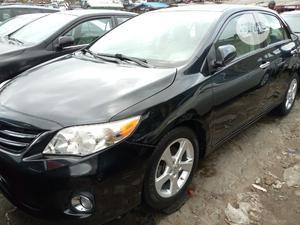 Toyota Corolla 2013 Black | Cars for sale in Lagos State, Apapa
