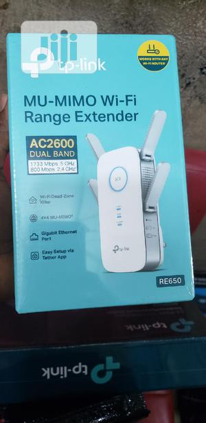 Tp-link Wireless Wi-fi Range Extender | Networking Products for sale in Lagos State, Ikeja