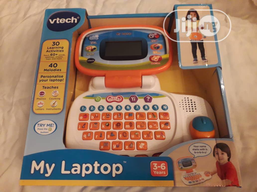 Archive: My Laptop - Vtech