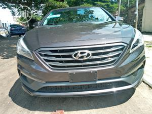 Hyundai Sonata 2015 Brown | Cars for sale in Lagos State, Amuwo-Odofin
