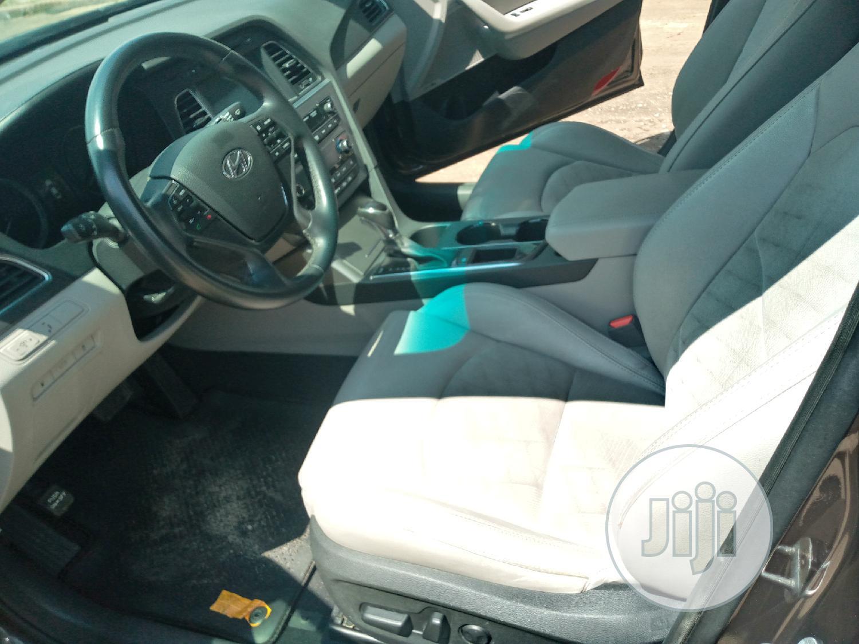 Hyundai Sonata 2015 Brown   Cars for sale in Amuwo-Odofin, Lagos State, Nigeria