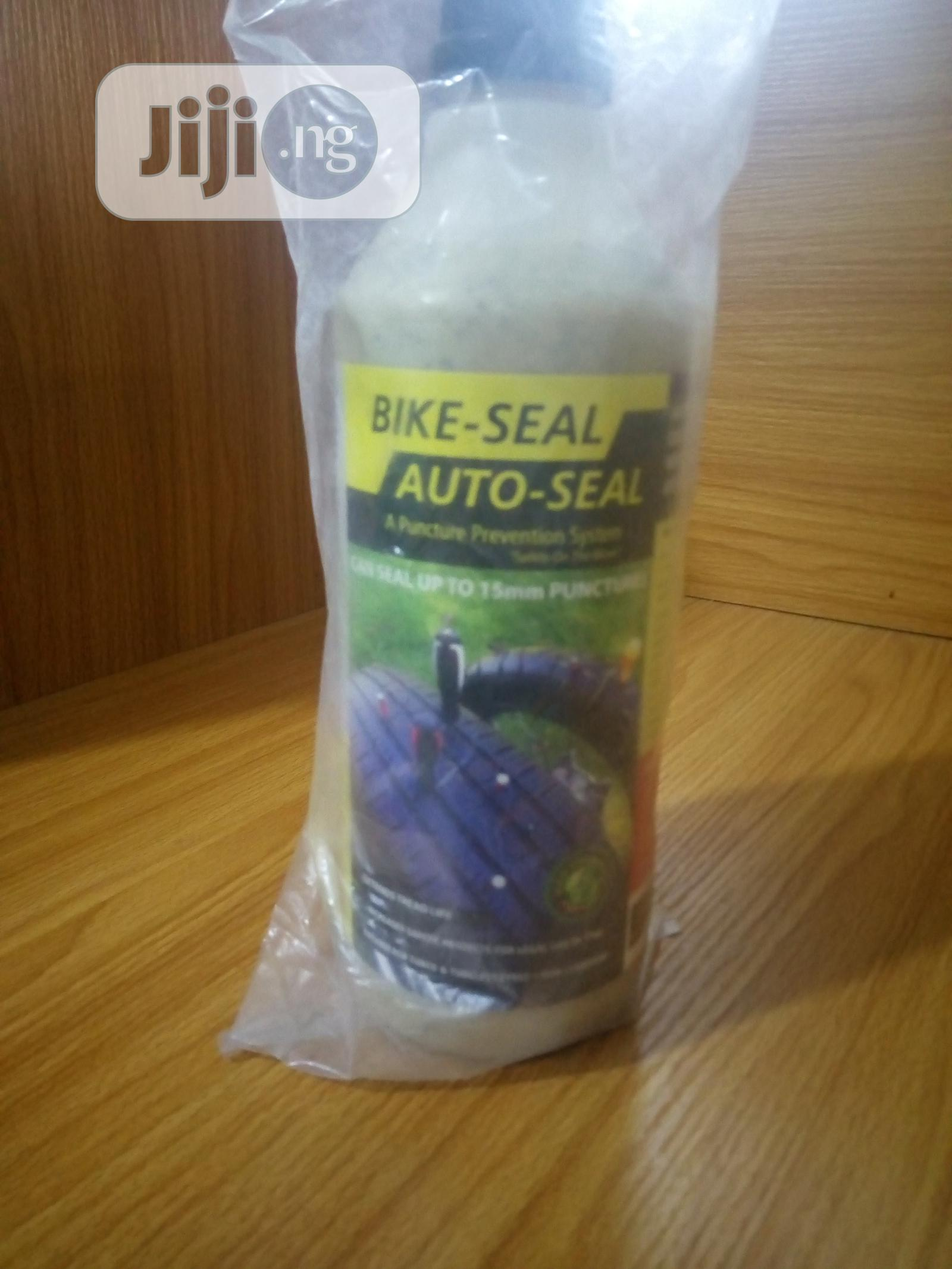 Auto-seal Puncture Prevention Tyre Sealant - 1 Litre