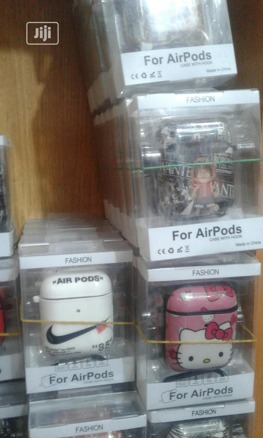 Air Pods Pro Pouch | Accessories for Mobile Phones & Tablets for sale in Ikeja, Lagos State, Nigeria