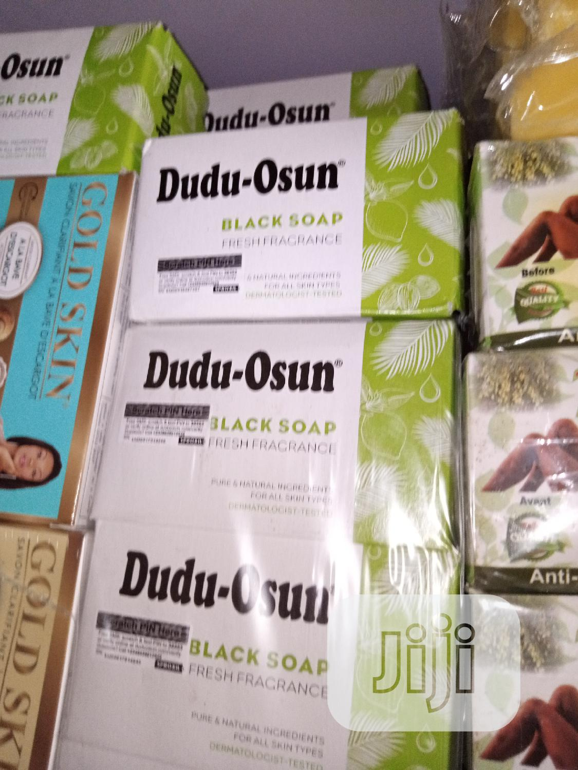 Dudu Osun Soap | Bath & Body for sale in Ikeja, Lagos State, Nigeria
