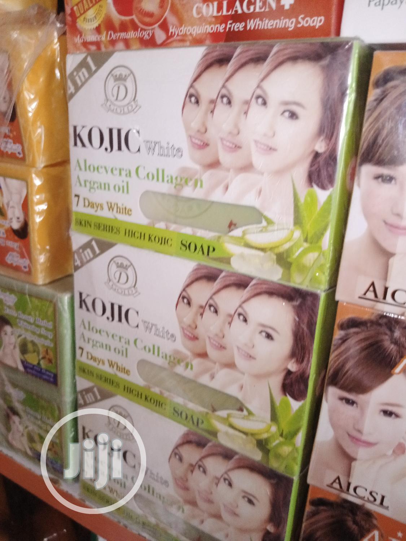 Kojic Aloevera Collagen