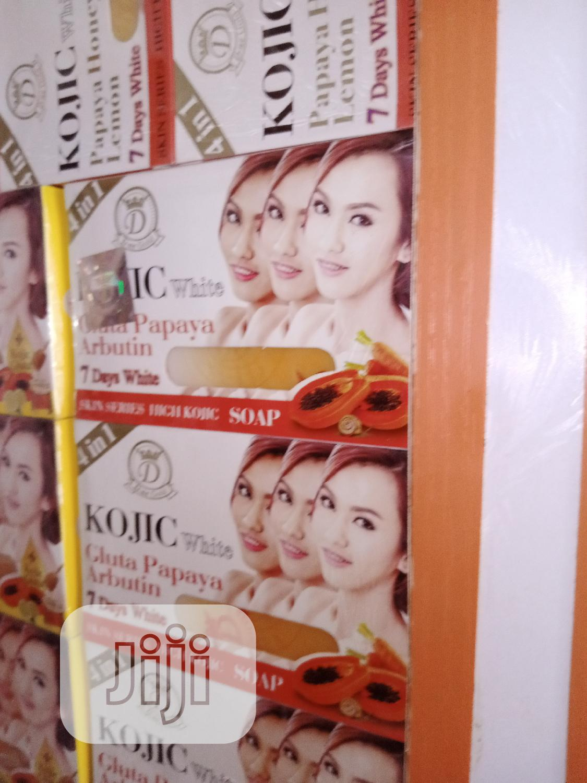 Kojic Aloevera Collagen | Bath & Body for sale in Ikeja, Lagos State, Nigeria