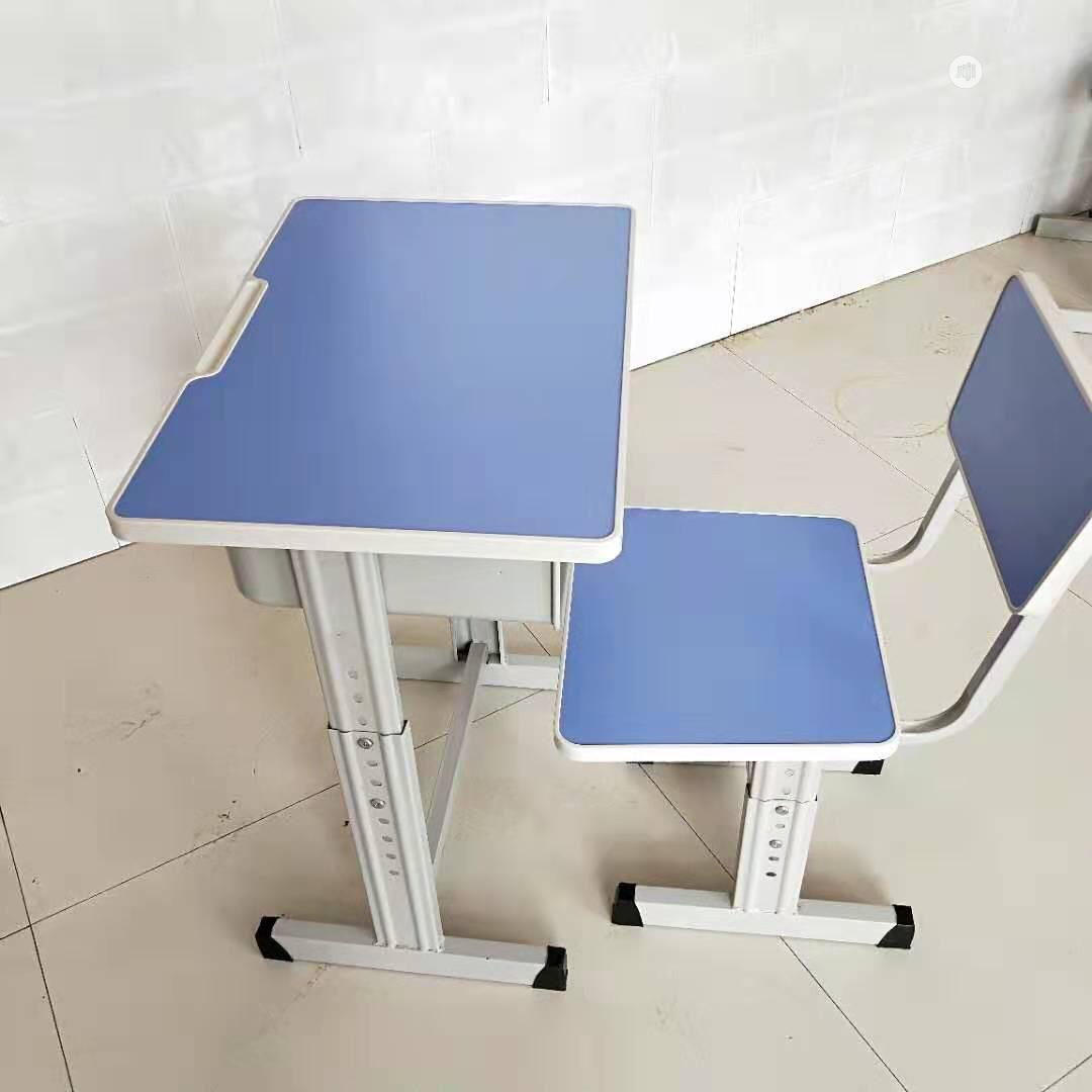 School Desk And Chair | Children's Furniture for sale in Central Business Dis, Abuja (FCT) State, Nigeria