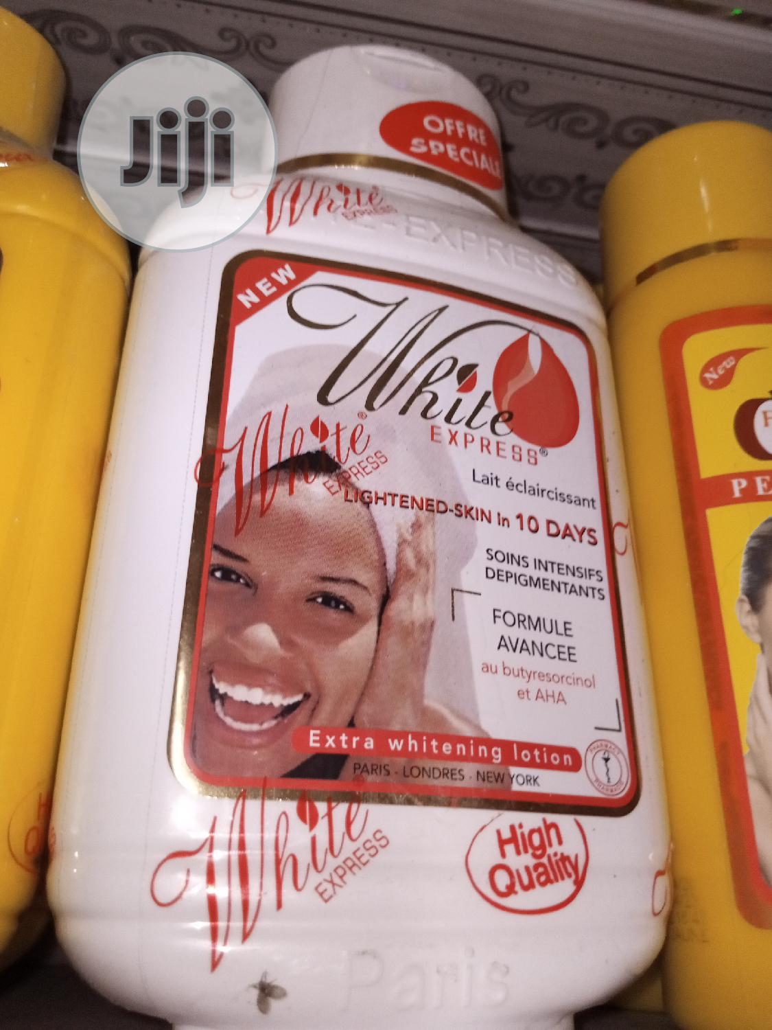 White Express Lotion | Skin Care for sale in Ikeja, Lagos State, Nigeria