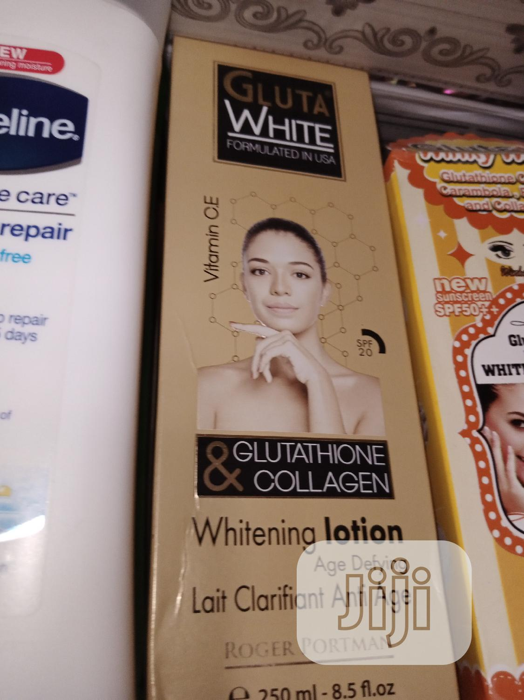 Glutha White   Skin Care for sale in Ikeja, Lagos State, Nigeria