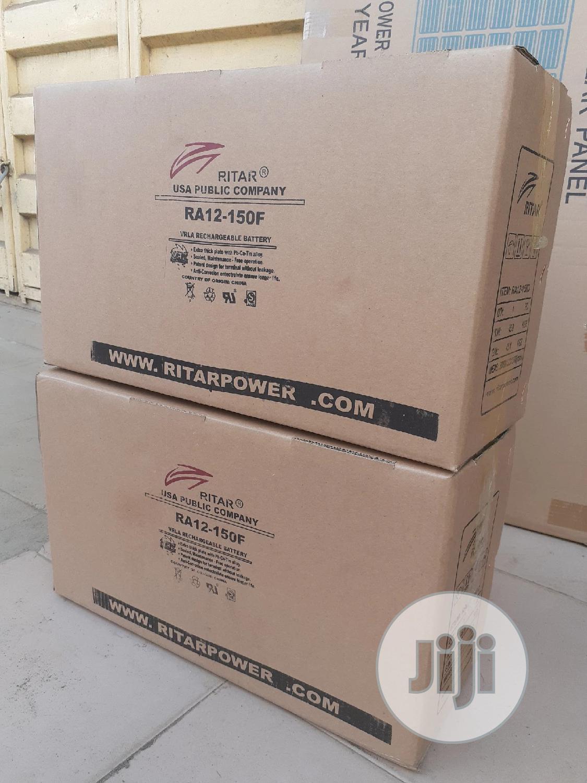 12v 150ah Rita Battery