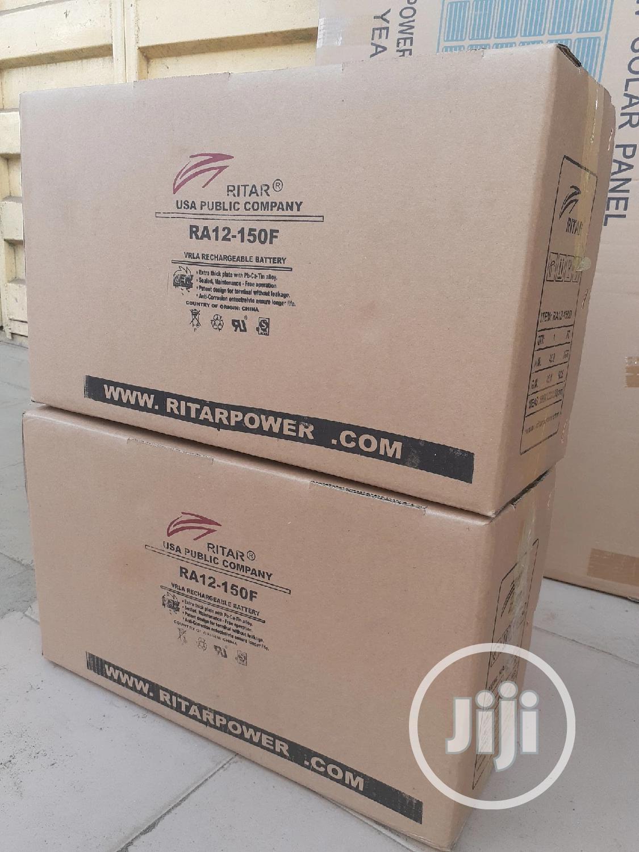 12v 150ah Rita Battery Is Available