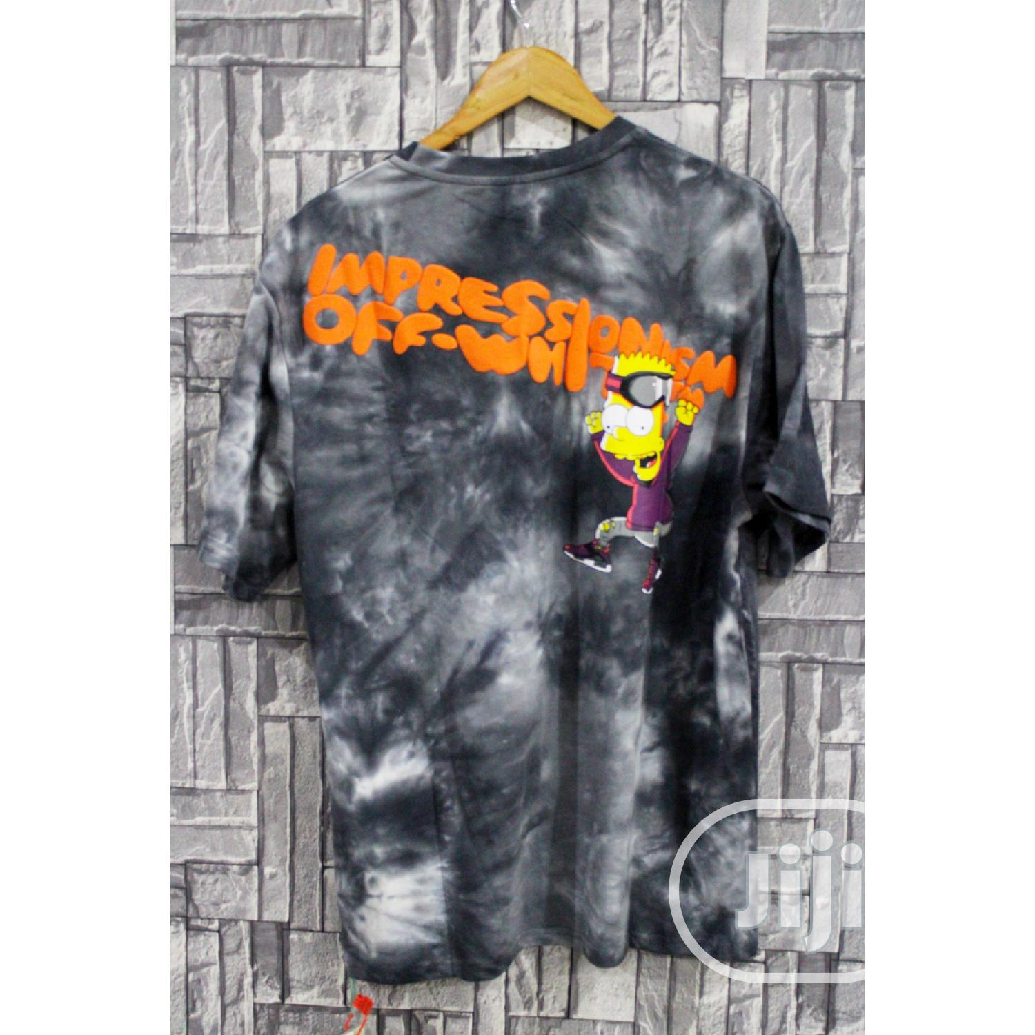 Offwhite T Shirt   Clothing for sale in Lekki, Lagos State, Nigeria