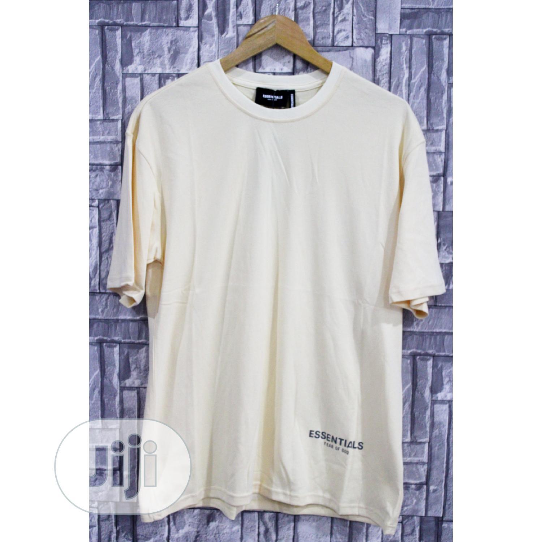 Essentials T Shirt | Clothing for sale in Lekki, Lagos State, Nigeria