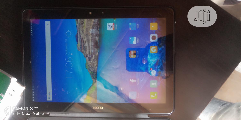 Tecno DroiPad 10D 16 GB Black