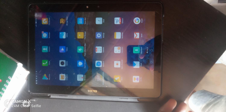 Tecno DroiPad 10D 16 GB Black   Tablets for sale in Ilorin South, Kwara State, Nigeria
