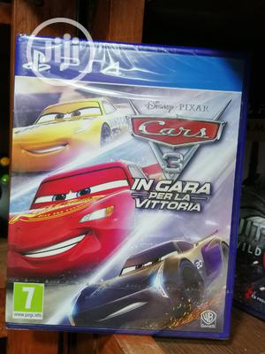 WB Games Cars 3:Driven to Win-Playstation 4 | Video Games for sale in Lagos State, Lagos Island (Eko)