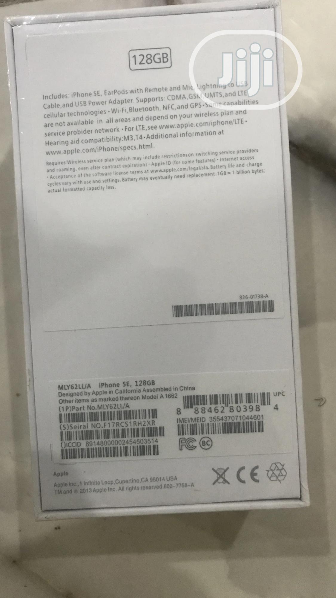 Apple iPhone SE 64 GB Pink   Mobile Phones for sale in Ibadan, Oyo State, Nigeria