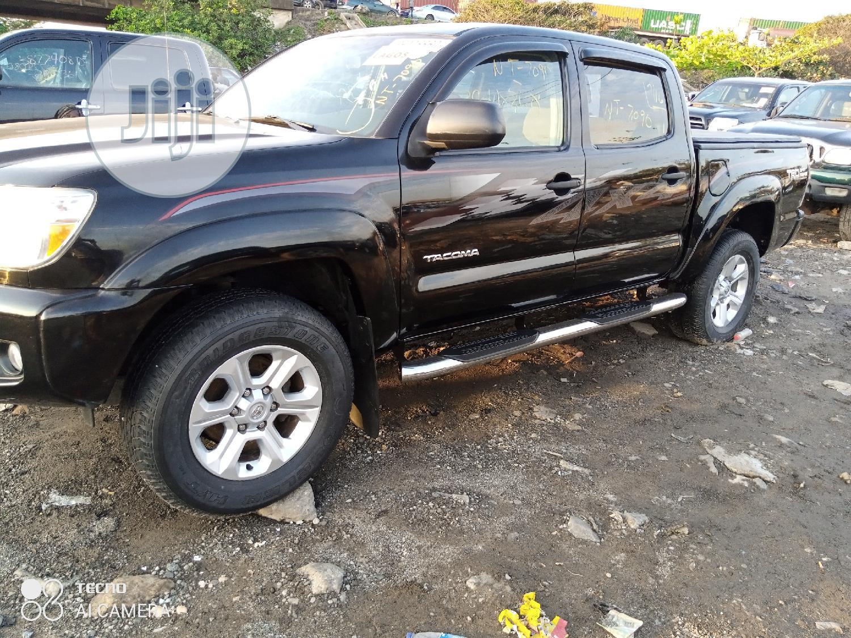 Toyota Tacoma 2013 Black