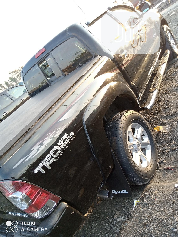Toyota Tacoma 2013 Black | Cars for sale in Amuwo-Odofin, Lagos State, Nigeria