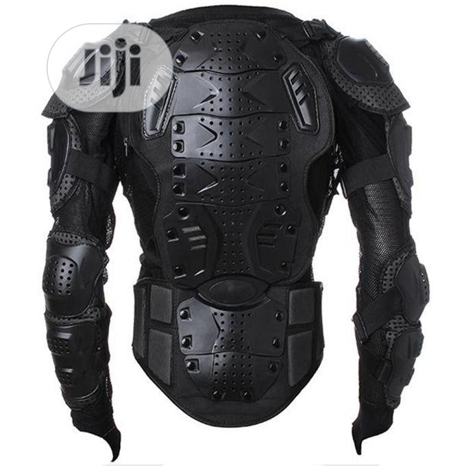 Archive: Motorcycle Full Body Protective Armor Jacket Spine Chest Sho