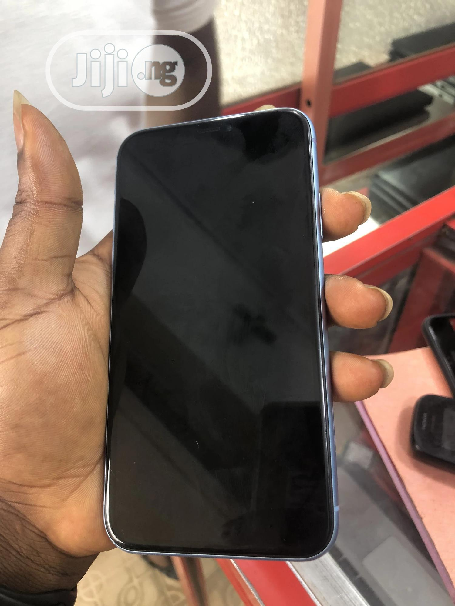 Apple iPhone XR 256 GB Blue | Mobile Phones for sale in Ikeja, Lagos State, Nigeria