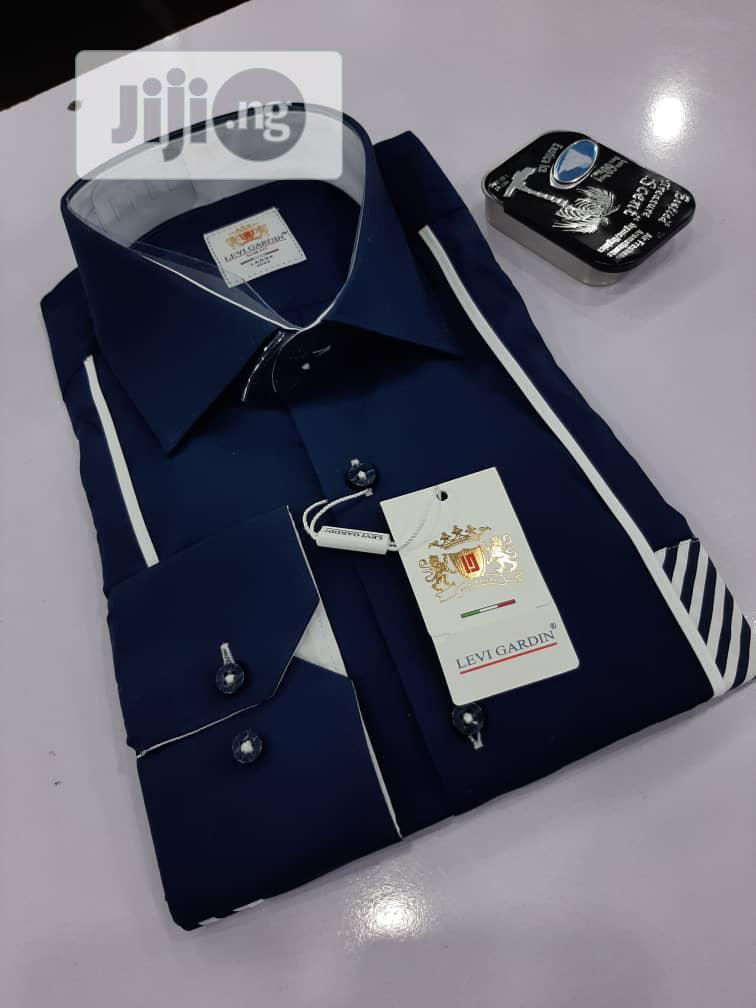 Classic Designers Men Shirt | Clothing for sale in Lagos Island (Eko), Lagos State, Nigeria