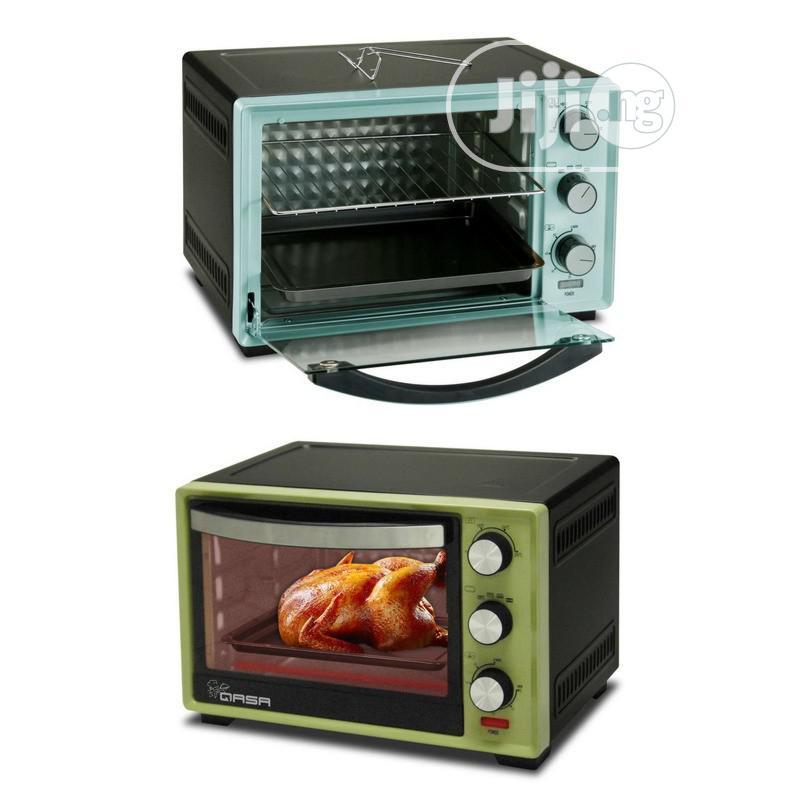 Qasa Oven Toaster 20 Liters QOT-21