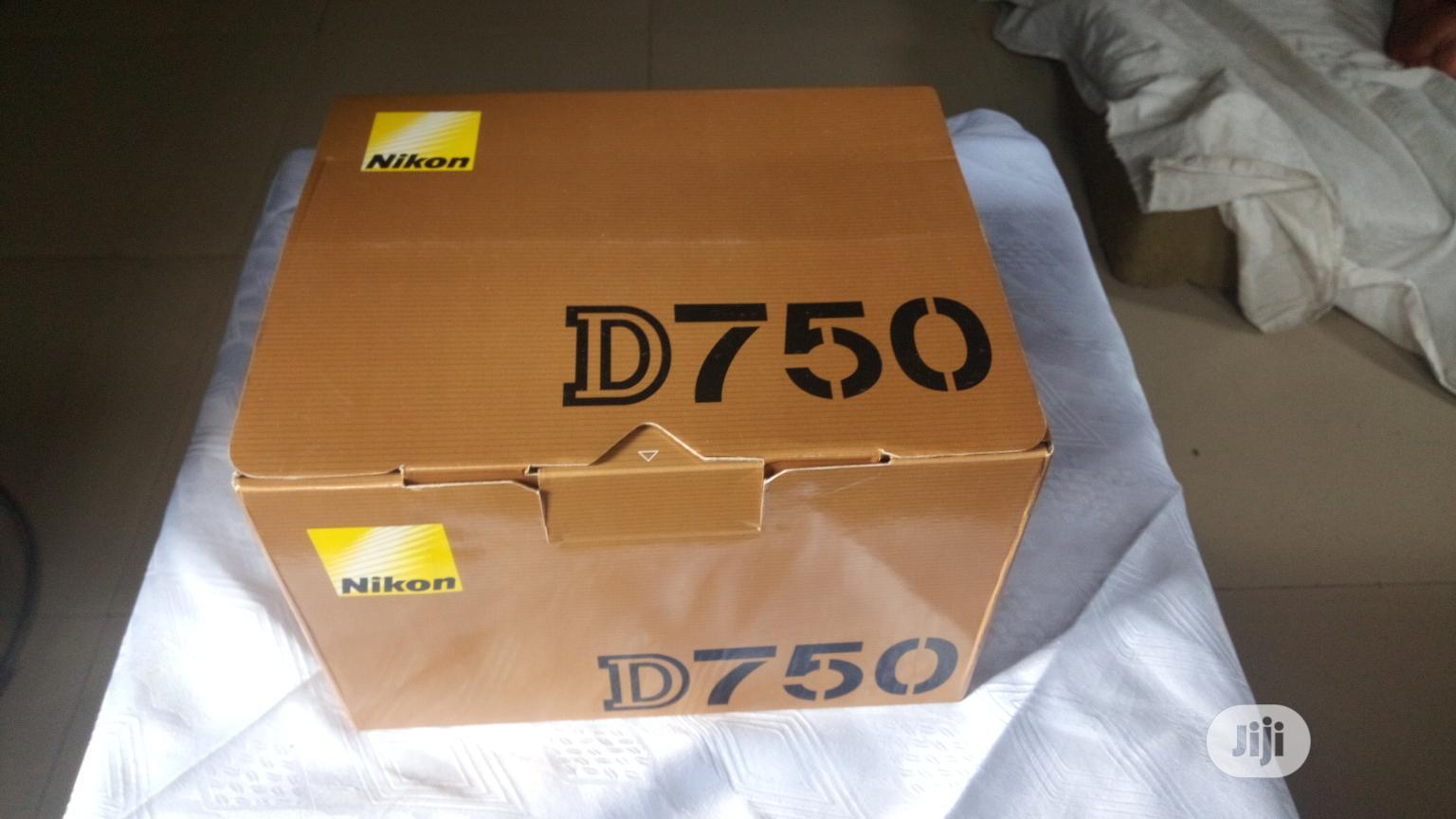 New Nikon D750