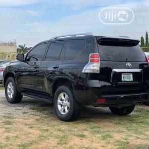 Toyota Land Cruiser Prado 2010 Black | Cars for sale in Abuja (FCT) State, Gwarinpa