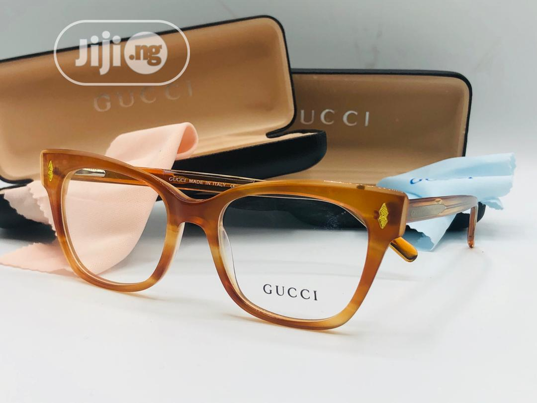 High Quality Gucci Glasses