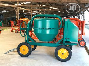 400 Litres Concrete Mixer With Diesel Engine | Electrical Equipment for sale in Lagos State, Ojo