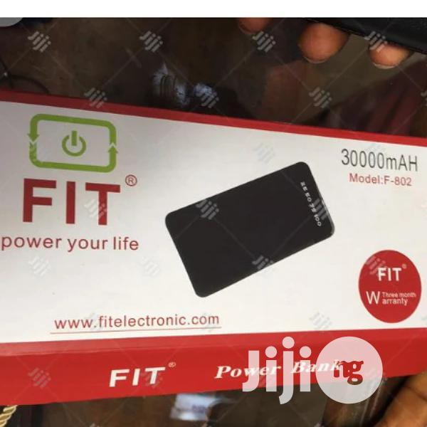 Fit 30000mah Powerbank