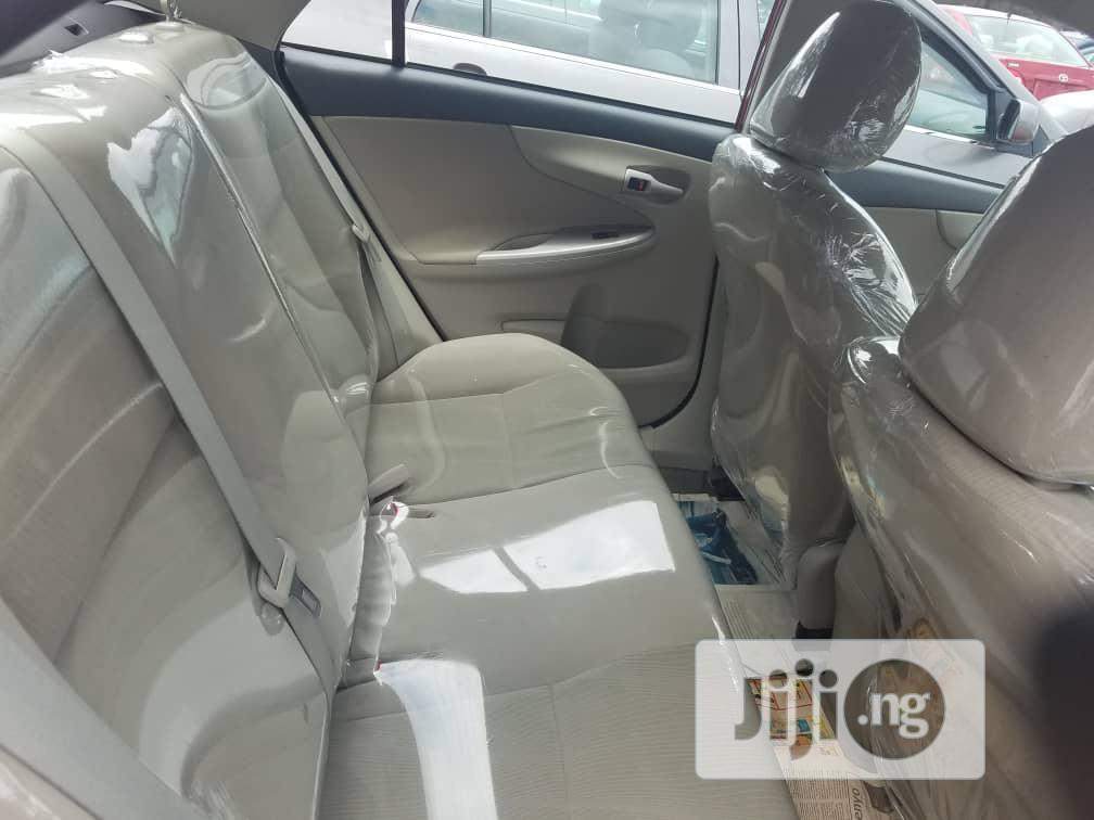 Toyota Corolla 2013 Red | Cars for sale in Apapa, Lagos State, Nigeria