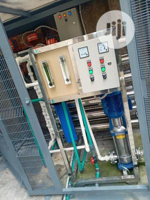 4 Membrane R O Water Treatment | Manufacturing Equipment for sale in Lagos State, Orile