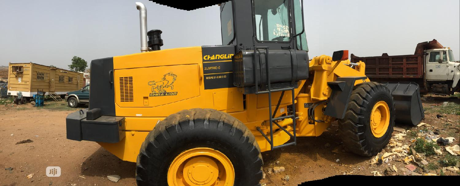 Changlin Payloader | Heavy Equipment for sale in Central Business Dis, Abuja (FCT) State, Nigeria