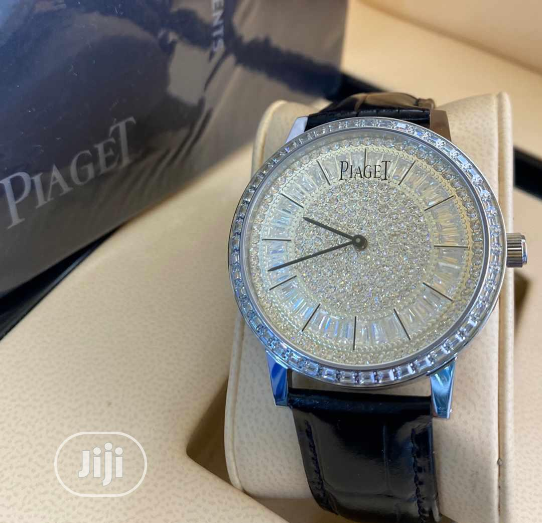 High Quality Audemars Piguet Leather Watch   Watches for sale in Magodo, Lagos State, Nigeria
