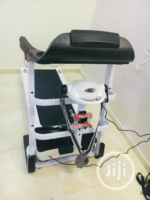 Premium Treadmill With Massager,Touch Screen, Wi-fi,Incline | Sports Equipment for sale in Lagos State, Maryland