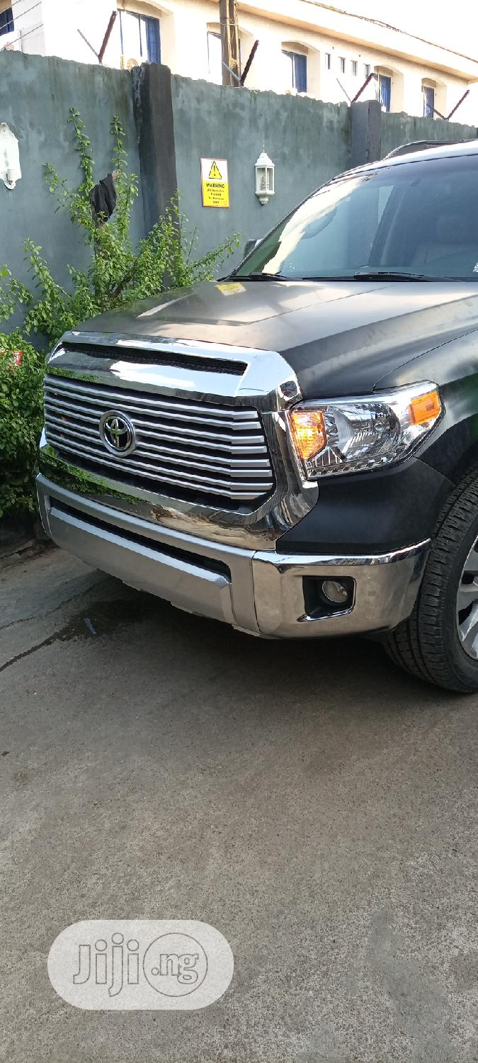 Upgrading Of Toyota Sequoia To The Latest Model