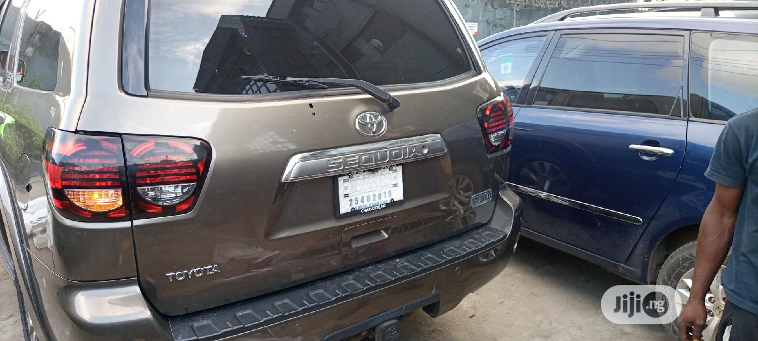 Upgrading Of Toyota Sequoia To The Latest Model | Vehicle Parts & Accessories for sale in Mushin, Lagos State, Nigeria