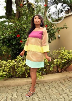 Ladies Dresses Organza/Crepe   Clothing for sale in Lagos State, Ilupeju