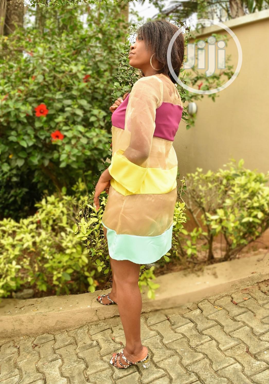 Ladies Dresses Organza/Crepe | Clothing for sale in Ilupeju, Lagos State, Nigeria