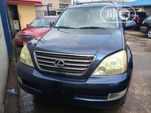 Lexus GX 2005 470 Sport Utility Blue | Cars for sale in Lagos State, Ifako-Ijaiye